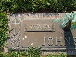 Cora Lee Johnson
