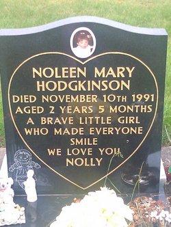 Noleen Mary Nolly Hodgkinson