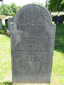 Daniel S Blood