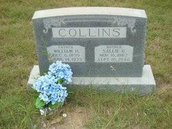 Sallie G <i>Houston</i> Collins