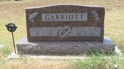 Leslie A. Bud Garriott