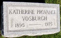 Katherine <i>Vosburgh</i> Provance