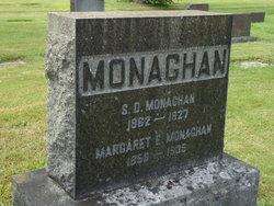 Margaret Ellen Maggie <i>Sweeney</i> Monaghan