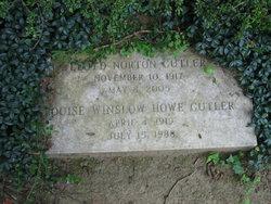 Louise Winslow <i>Howe</i> Cutler