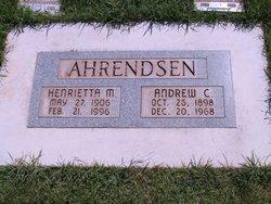 Henrietta M. Ahrendsen