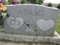 James G Adams