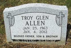 Troy Glen Allen