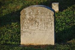 Mammie Bates