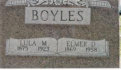 Elmer D. Boyles