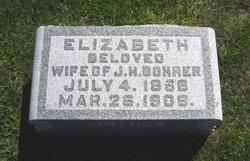 Elizabeth <i>Mueller</i> Bohrer