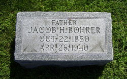 Jacob H. Bohrer