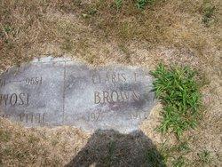 Claris F Brown