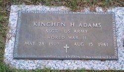Kinchen H Adams