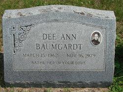 Dee Ann Baumgardt