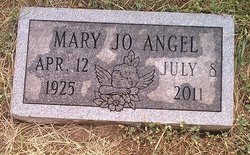 Mary Jo Angel