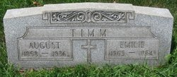 August Timm
