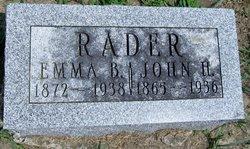 Emma B Rader