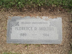 Florence D Skelton