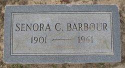 Senora <i>Carroll</i> Barbour