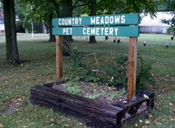 Country Meadows Pet Cemetery