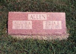 William Albert Willie Allen