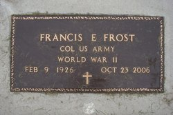 Francis E. Frost