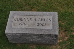 Corinne H Ahles
