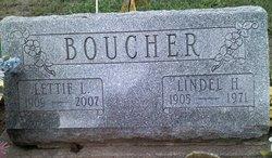 Lettie Letitia <i>Poe</i> Boucher