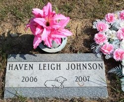 Haven Leigh Johnson