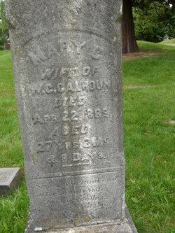 Mary Catherine <i>Knight</i> Calhoun