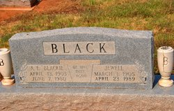 Jewell <i>Eaton</i> Black