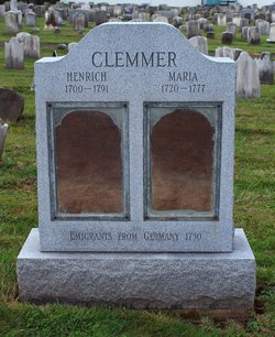 Maria <i>Bitzer</i> Clemmer