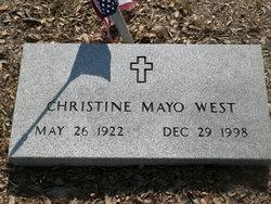 Christene <i>Mayo</i> West