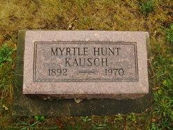 Myrtle <i>Morris</i> Kausch