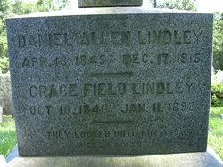 Mary Grace Grace <i>Field</i> Lindley