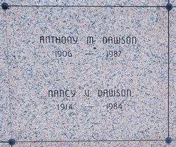 Nancy Virginia <i>Burdette</i> Dawson
