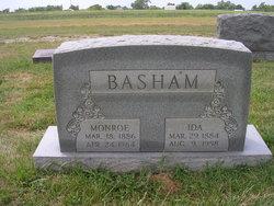 Monroe Rowie Basham
