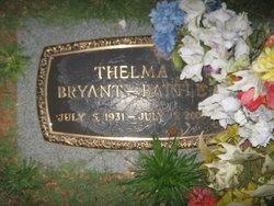 Thelma <i>Bryant</i> Battle