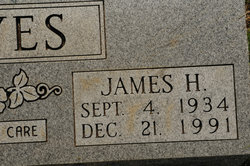 James Howard Hayes
