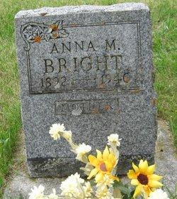 Anna <i>Meese</i> Bright