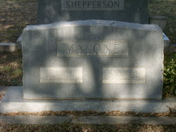 Clara Clarissa <i>Davison</i> Malone