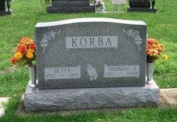 Thomas J. Korba