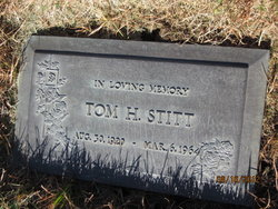 Tom Harrington Stitt