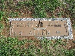 Clyde William Allen