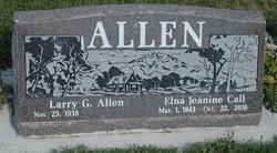 Elna Jeanine <i>Call</i> Allen