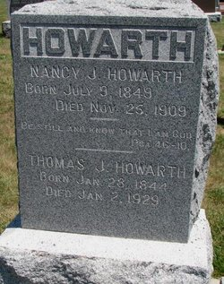 Thomas Jefferson Howarth