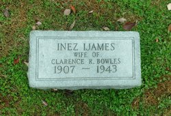 Ina <i>Ijames</i> Bowles