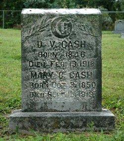 Mary C. <i>February</i> Cash