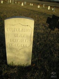 Cyrus A. Abbott