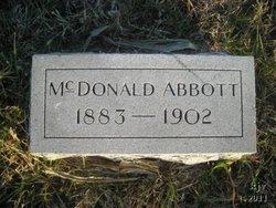 McDonald Abbott